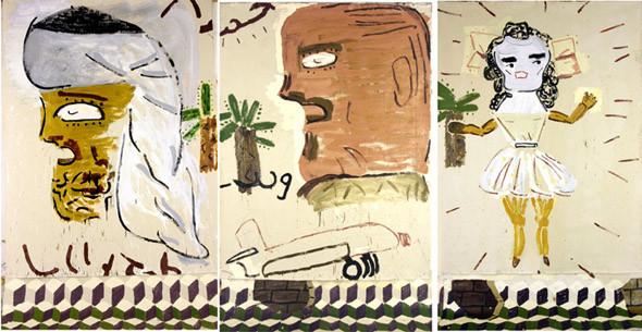 В Москву привезли полотна 77-летней «молодой звезды» Роуз Вайли. Изображение № 4.