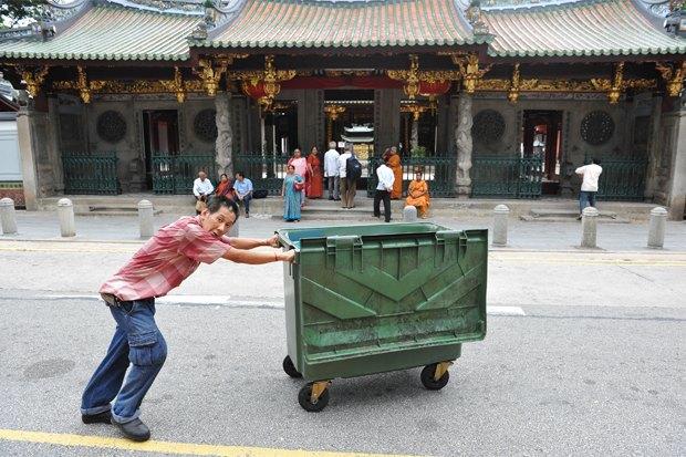 Как Сингапур стал самым комфортным городом мира. Изображение № 5.