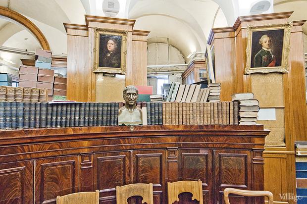 Зал с ценными изданиями и рукописями. Изображение № 17.