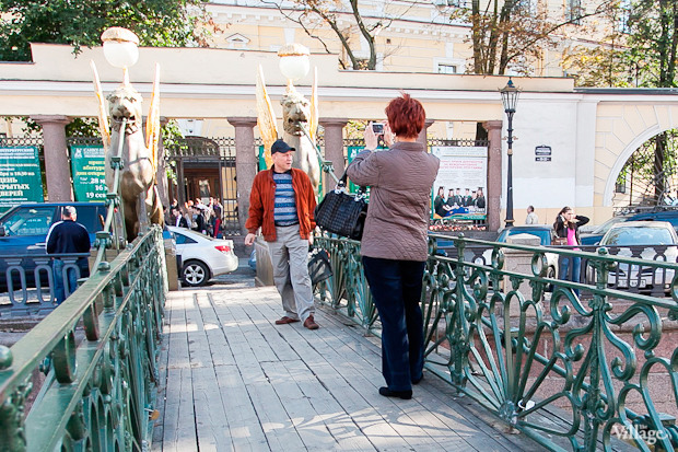 Эксперимент The Village: Самые популярные места для фотографий из Петербурга. Изображение № 9.