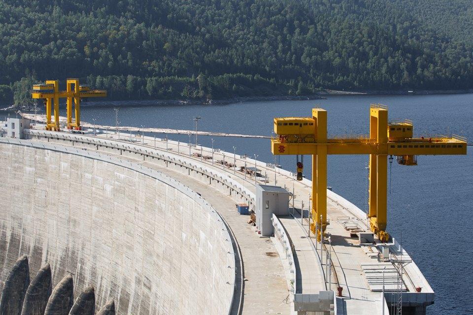Как работает гидроэлектростанция. Изображение № 4.