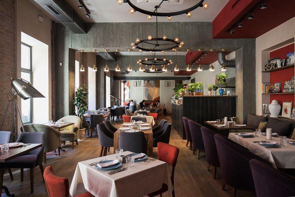 Bar27 и ресторан GooseGoose наБольшой Конюшенной . Изображение № 1.