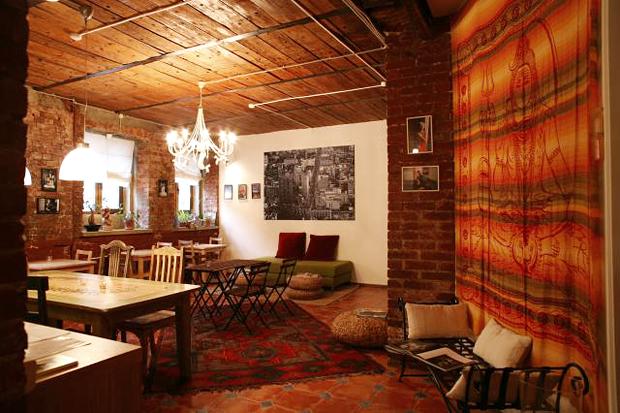 Вегетарианская Москва: 10 кафе, ресторанов исервисов доставки. Изображение № 82.