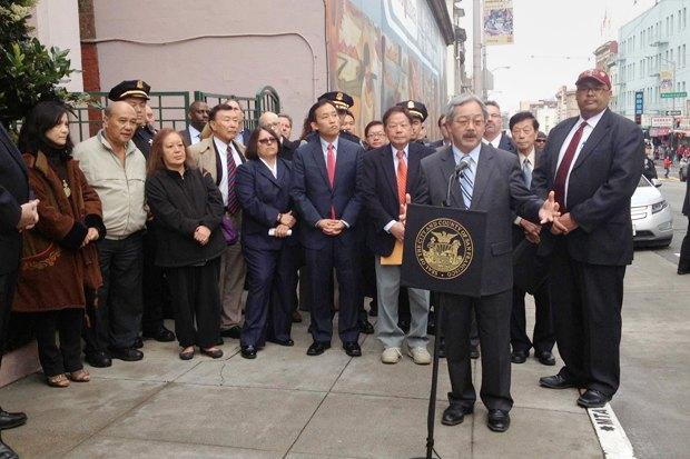 Клуб мэров: Эд Ли, Сан-Франциско. Изображение № 3.