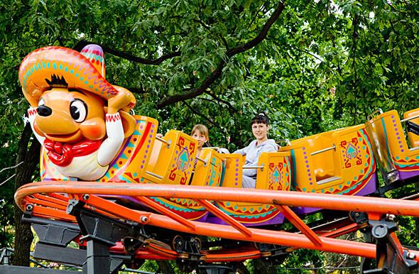 Карусель-карусель: 6 московских парков аттракционов. Изображение № 1.