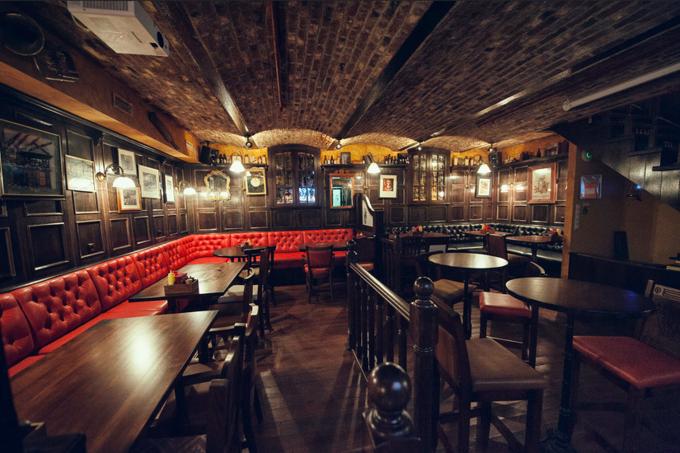 На Сущёвской улице открылся The Tipsy Pub. Изображение № 1.