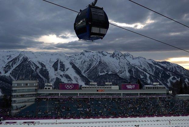 Куда люди смотрят: Что внутри Олимпийских стадионов. Изображение № 39.