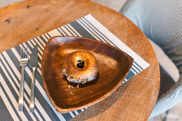 «Золушкин бейгл» из тыквы с шоколадной пастой — 115 рублей. Изображение № 19.