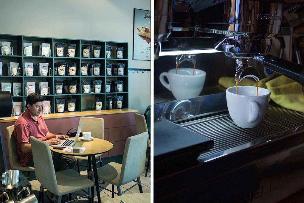 Double B: Сеть кофеен, зарабатывающая на продаже кофе конкурентам. Изображение № 3.