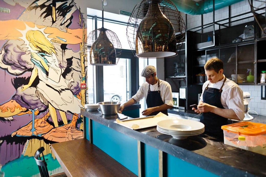 15 Kitchen+Bar. Изображение № 24.