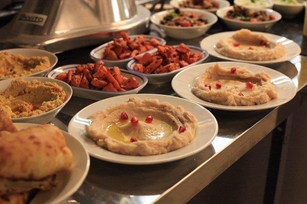 НаСтремянной открылось кафе Beirut свосточной кухней. Изображение № 8.