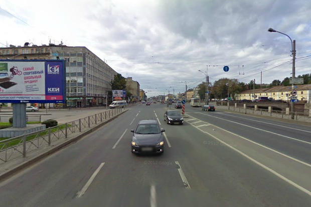 Территория вокруг Балтийского вокзала сейчас. Изображение № 10.