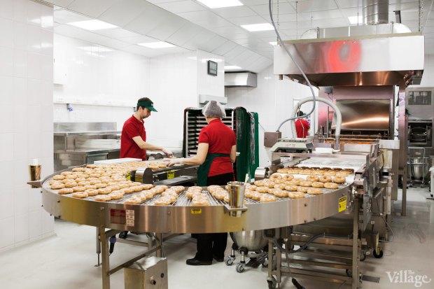 Пончиковая Krispy Kreme. Изображение № 1.