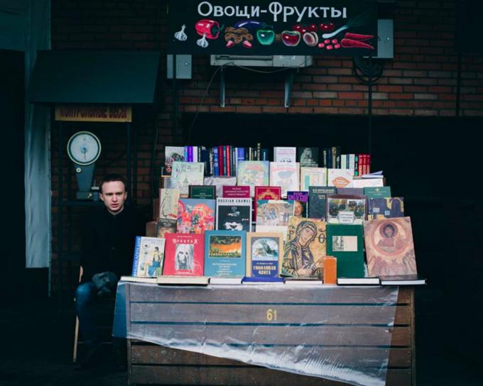 «Антикварный уикенд» на Даниловском рынке будет проходить каждую неделю. Изображение № 3.