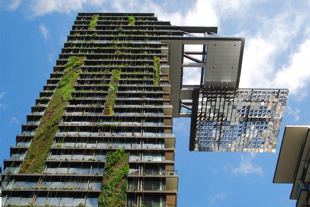 Hopes Tech: 15 самых эффектных небоскрёбов мира. Изображение № 58.