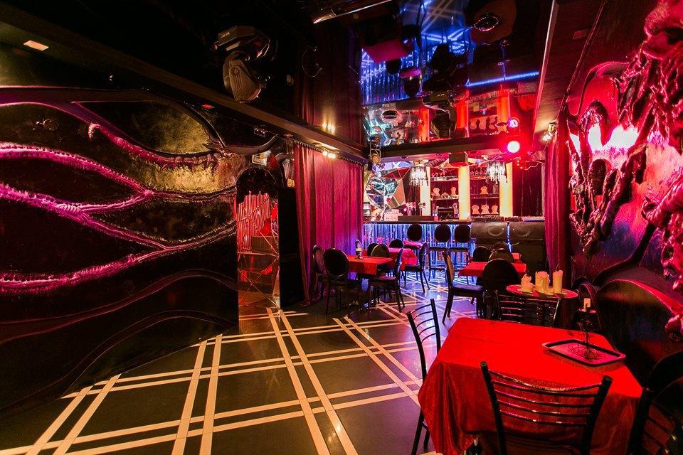 Хоррор-ресторан Bat & Blood. Изображение № 8.
