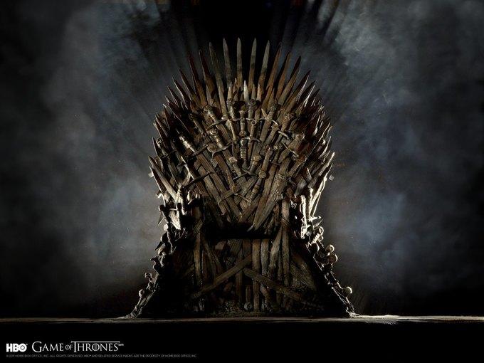 На ВДНХ установят копию железного трона из«Игры престолов». Изображение № 1.
