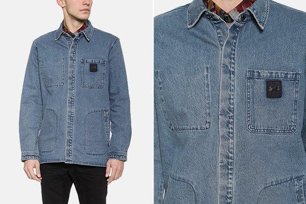 6 мужских джинсовок не дороже 7тысяч рублей. Изображение № 4.