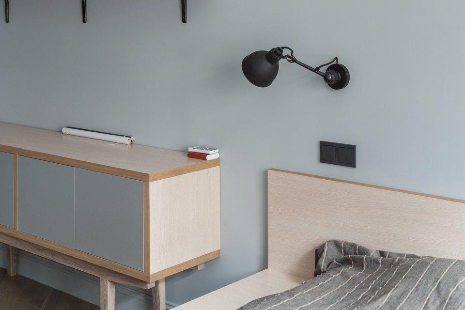 Трёхкомнатная квартира для холостяка наТишинке. Изображение № 22.