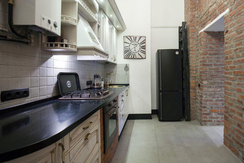 Квартира в историческом центре для молодой пары. Изображение № 31.