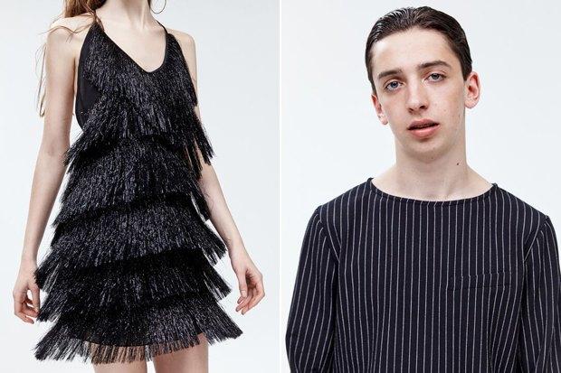 Магазин одежды «Кузнецкий Мост 20» запустил онлайн-магазин. Изображение № 1.