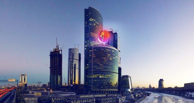 В«Москва-Сити» зажгут «Око Саурона». Изображение № 1.