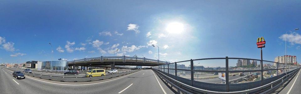 Возведение Приморского путепровода — въезда в город с Приморского шоссе  2013 год. Изображение № 18.