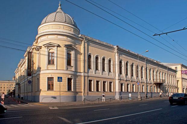 «Дому Болконского» из «Войны и мира» собираются надстроить этаж. Изображение № 1.