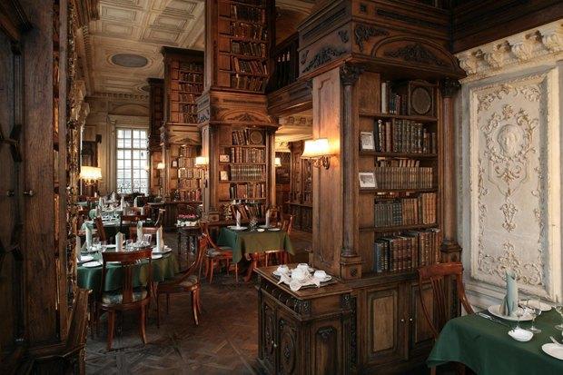 Интерьер «Кафе Пушкинъ» в Москве. Изображение № 4.