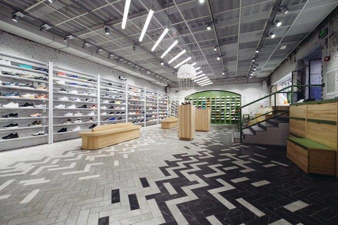 Drop в Москве. Примерно так будет выглядеть петербургский магазин. Изображение № 1.