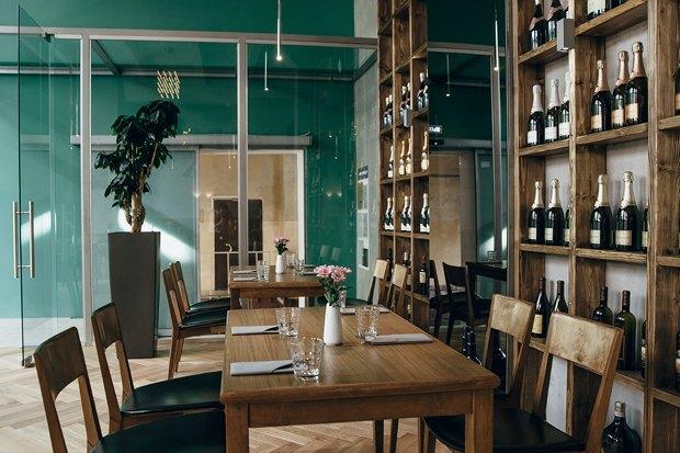 На Пятницкой открылся винный бар Brix II. Изображение № 3.