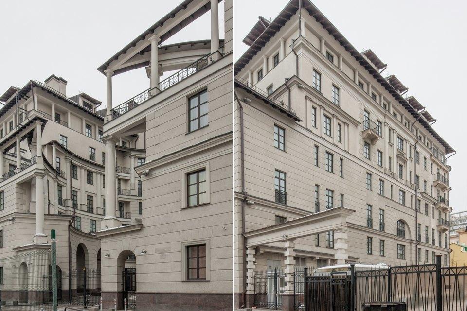 Нелужковский стиль: 5 удачных современных зданий вцентре Москвы. Изображение № 19.