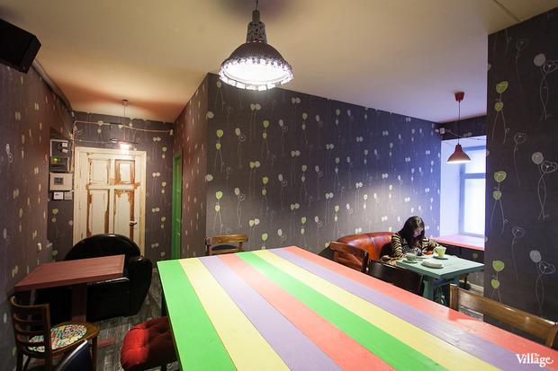 На Фонтанке открылась семейная кофейня «Кофе на кухне». Изображение № 19.