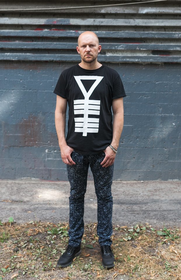 Андрей Бондарь, музыкант группы «Пропеллер Брокен», совладелец бара «Детка». Изображение № 1.