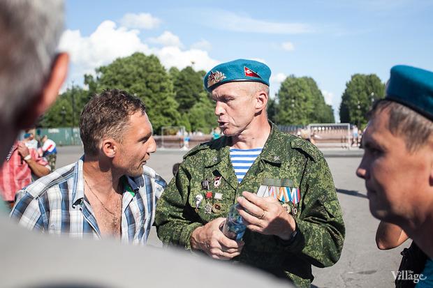 Фоторепортаж: День Воздушно-десантных войск в Петербурге. Изображение № 19.