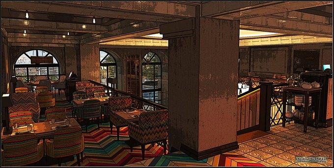 «Ресторанный синдикат» открывает ресторан B.I.G.G.I.E.. Изображение № 2.