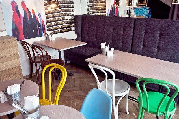 Новое место (Петербург): Geometria Café. Изображение № 2.