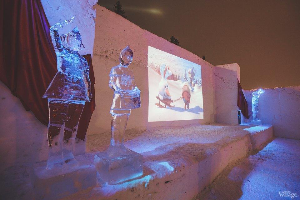 Ледянойлабиринт на ВВЦ. Изображение № 19.