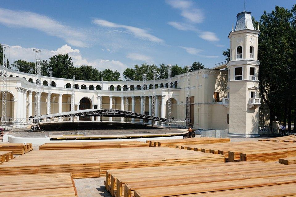 Как выглядит обновлённый Зелёныйтеатр ВДНХ. Изображение № 6.
