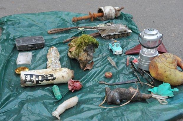 Как превратить сбор мусора в городскую игру . Изображение № 11.