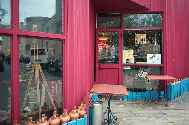 Испанский немецкий: Кафе и бары Киева. Изображение № 50.