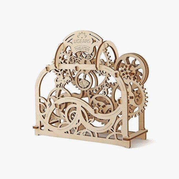 Механический цветок, сейф, театр и 7 других конструкторов. Изображение № 7.