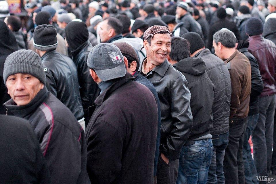Люди в городе: Как отмечали Курбан-байрам в Москве и Петербурге. Изображение № 29.