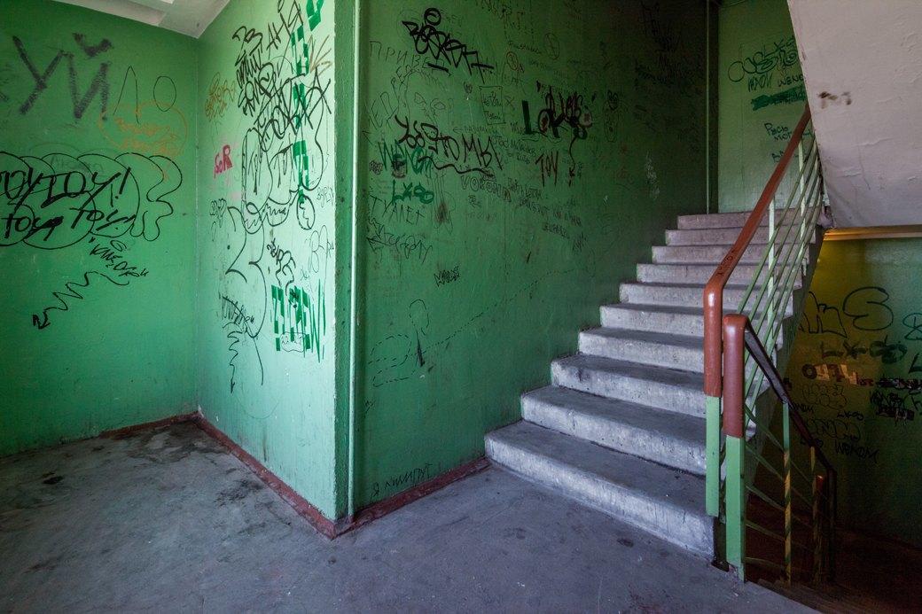 Я живу в «Доме атомщиков» на «Тульской». Изображение № 12.