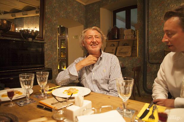 Интервью: Пьер Ганьер о простой еде и своём московском ресторане. Изображение № 2.