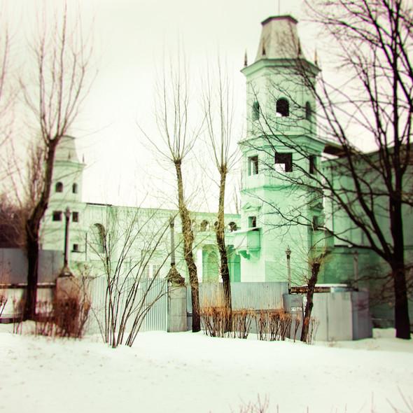В зоне риска: Зелёный театр на ВВЦ. Изображение № 2.