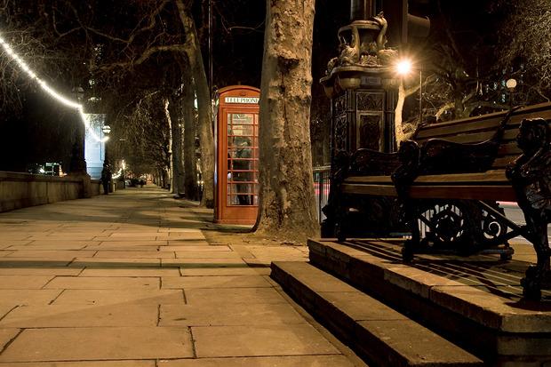 Идеи для города: Умные уличные фонари вВестминстере. Изображение № 6.