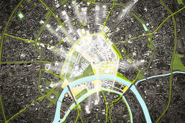 Центр Москвы «после». Изображение № 4.