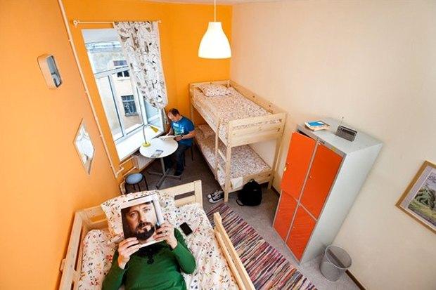 Свежий номер: 8 новых хостелов Петербурга. Изображение № 17.