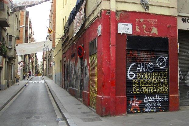 Грасия, независимый каталонский квартал. Изображение № 10.